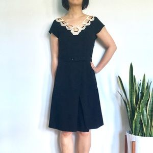 Libertine For Target Black and Lace Dress